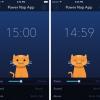 Power Nap App - 猫のグラフィックスとサウンドでパワーナップを強力サポートしてくれるiOSアプリ