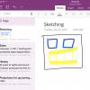 Microsoft、iOS版「OneNote」をユニバーサル化 - ウィジェットに対応