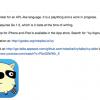 iOSアプリ「ivy bignum calculator」、APL風プログラミング言語「ivy」のプロトタイプアプリだった模様