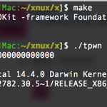 OS X Yosemite 10.10.5にも影響する新たな権限昇格脆弱性が発見される