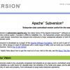「Subversion 1.9」がリリース - FSFSが改良されFSXが追加される