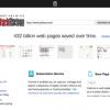 これは便利!過去のWebサイトを確認できるサービス「Wayback Machine」& Chrome用の拡張