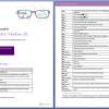 Microsoft、Windows 10で利用できるショートカットキーの一覧をdocx形式で公開