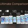 【動画】初代からiPhone 6sまで、iPhone全機種速度比較動画が凄い!