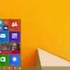 Microsoft、「Windows RT 8.1 Update 3」をリリース - Windows 10風のスタートメニューが追加されるも…