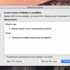 Mac用RSSリーダーアプリ「Reeder 3 for Mac Version 3.0b7」がリリース