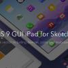 iOS 9 GUI iPad for Sketch – iPad Proにも対応したベクター素材を格納したSketch 3用ファイル