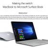 Microsoft、「MacBookからSurface Bookへの移行ガイド」(英語版)を公開