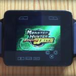 開発者氏、モンスターハンターをLG G Watchで動かすことに成功す
