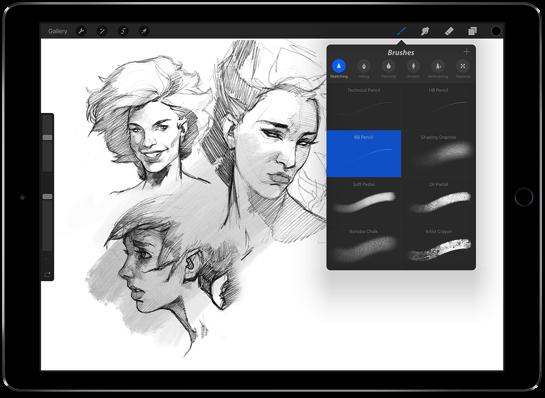 Ipad最強のイラストアプリprocreate 30がリリース 史上最大の