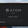 「Atom 1.1」がリリース - レンダリングの高速化やMarkdownプレビューの改良