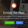 【悲報】デジタルスクラップブックアプリ「Ember」今後の新機能投入は期待できず