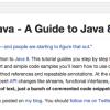 Java 8 Tutorial - モダンなJava開発者ならおさえておきたいJava 8の新機能リスト
