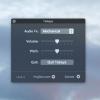 Tickeys - メカニカルキーボードのタイプ音を堪能できるMacアプリ