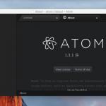 「Atom 1.3」がリリース - 起動速度が最大30%高速化、マーカーも改良