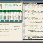 Pymux - Pythonで作られたターミナルマルチプレクサ