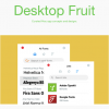 Desktop Fruit - 美しいMacアプリのデザイン、コンセプトを収集するキュレーションサイト