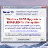 Never10 - コマンドラインからも利用できるWindows 10アップグレード抑止ツール