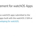 Apple、6月1日より新規Apple Watchアプリのネイティブ化を義務づけ