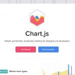 「Chart.js 2.0」正式版がリリース - ミックスグラフ、新しいグラフ軸、アニメーション強化など