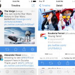 「Tweetbot for iOS 4.3」がリリース - 関連ツイートをまとめることができる「トピック」機能が追加される