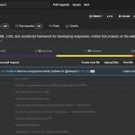GitHub Dark - ダークな配色でGitHubを利用できる目に優しいブラウザテーマ