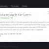 HFS+を置き換える「Apple File System」が登場することが明らかに - Flash/SSDに最適化された新しいファイルシステムで新機能多数