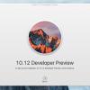 【Tips】「macOS Sierra」のインストール用USBメディアを作成する方法 - Develoepr Preview版編