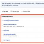 GitHubに最もいい仕事5個を厳選できる「Pin repositories」機能が追加