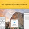 Typeeto - MacをiOSデバイスのキーボードとして使用できるユーティリティ