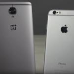 6GB RAMがヤバイ?「OnePlus 3 Vs iPhone 6s」の実世界スピードテスト動画