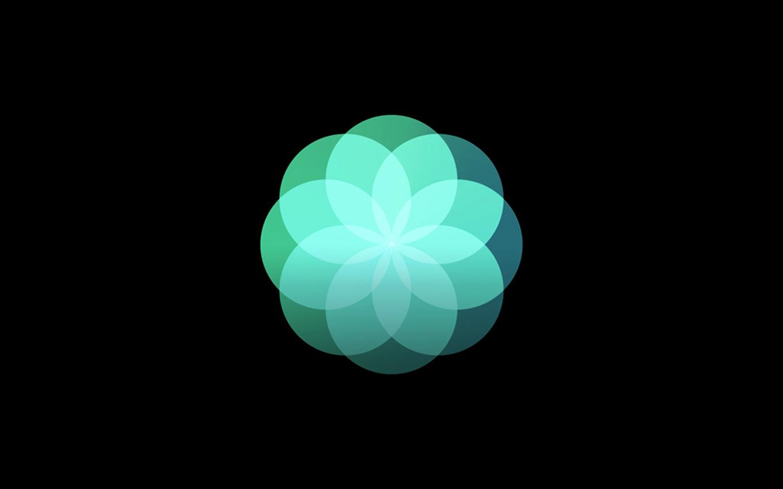 WatchOS Breathe App wallpaper MacBook Axinen