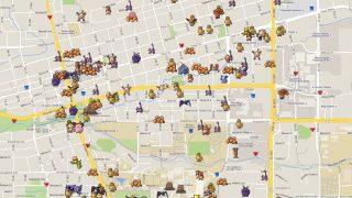 PokemonGo-Map – 近辺のポケモンを可視化する非公式ソフトウェア