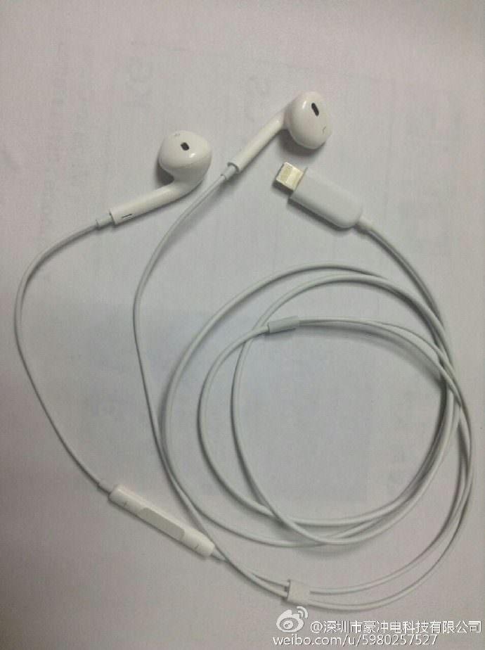 Iphone7 earpods