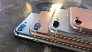 デュアルレンズの2つのレンズがはっきり確認できる新たな「iPhone 7 Plus」リーク写真