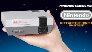 見れば必ず欲しくなる?レトロなゲーム機「Nintendo Classic Mini」のCM