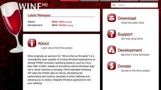 「Wine 1.9.15」がリリース – さらなるDirect3Dの改良、GDIパフォーマンスの改善が行われる
