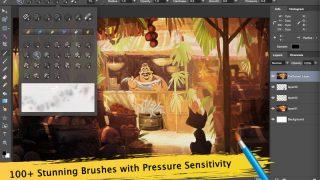 通常3,600円の本格的ペイントアプリ「Pro Paint」が240円に!本日のMacアプリセールまとめ