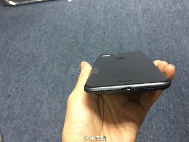 IPhone 7 Plus space black 3