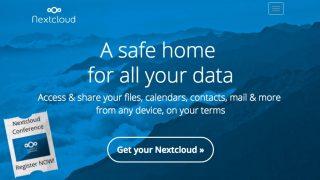 「Nextcloud 10」がリリース – ownCloudのフォークとして開発されているファイル共有ソフト