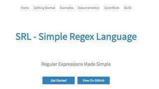 Simple Regex Language – 複雑な正規表現を分かりやすく記述できる専用言語