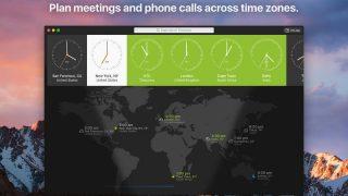 各国の時刻を同時に確認できる美しい世界時計アプリ「World Clock」が60%オフ!本日のMacアプリセールまとめ