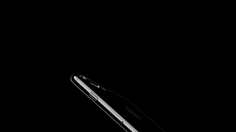 IPhone 7 wallpaper desktop design gallery jet black large
