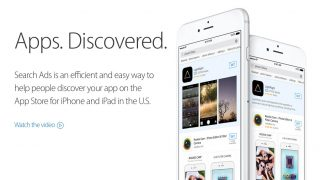 Apple、アプリ検索広告サービス「Search Ads」の提供を開始