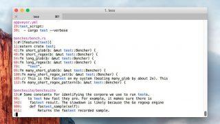 ripgrep - あのThe Silver Searcherを超えた超高速ファイル検索ユーティリティ