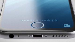 iPhone 8で採用される画面埋め込み式ホームボタンは実現可能