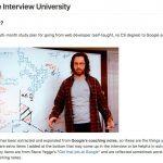 Google Interview University - これをマスターすればGoogleに絶対入社できる学習プラン集