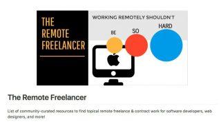 The Remote Freelancer - リモートワークでがっぽり稼ぎたい方のためのお役立ちリンク集
