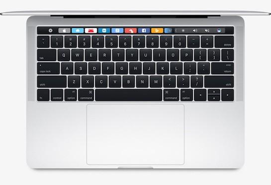 Late 2016 macbook pro trackpad