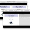 SplitShow - プレゼンに便利なデュアルヘッドのPDFビューアー